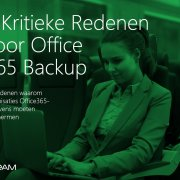 Waarom office back-up